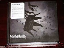 Katatonia: Dethroned & Uncrowned CD + DVD Set 2013 KScope KSCOPE243 Digibook NEW