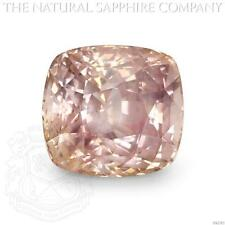 Natural Untreated Padparadscha Sapphire, 9.51ct. (PA2365)