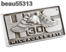 2013 110th 30th ANNIVERSARY HARLEY OWNERS GROUP HOG MILWAUKEE CELEBRATION PIN