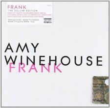 """AMY WINEHOUSE """"FRANK(LIMITED DELUXE EDITION)"""" 2 CD NEW+"""