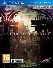 Natural Doctrine (Sony PlayStation Vita, 2014)
