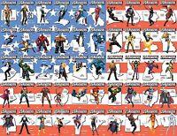 U.S. Avengers #1 Rod Reis State Varaint 53x Comic Book Set Marvel NOW 2017