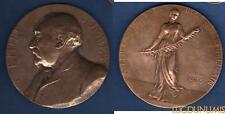 Médaille - Emile Combes Bloc Républicain 1905 par Deschamps 181 Grammes