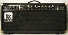 1974 Music Man Sixty-Five Reverb 65-Watt Tube Electric Guitar Amplifier Head