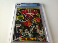 WEIRD WONDER TALES 1 CGC 9.0 WHITE PAGES GIL KANE MARVEL COMICS