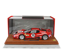 FERRARI 365 GT4 BB #75 N.A.R.T LE MANS 1977 LTD 200PC 1/18 MODEL CAR BBR 1813A