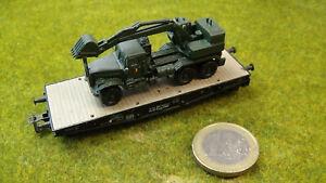 KrAZ - Hydraulikbagger , 3 D Druck ,1/160, NVA, DDR RAR