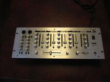 Mischpult IMG Stageline MPX-44 silber DJ Rack 19