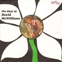 David McWilliams - The Days Of David McWilliams [CD]