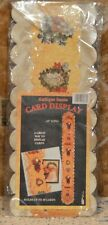 Antique Santa Card Display~Holds 30 Cards~By Giftco~New In Package~Ho Ho Ho!