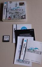 FINAL FANTASY III - NINTENDO DS - COMPATIBILE 3DS - USATO COME NUOVO - NO SWITCH