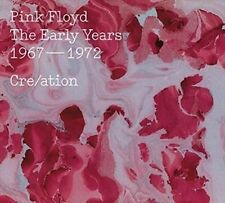 Pink Floyd - Creation The Early Years 1967-1972 & 2 CD Digipack
