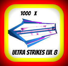 INGRESS 1000 ULTRA STRIKES 8 US8 LVL8 level 8 US niantic FAST DELIVERY