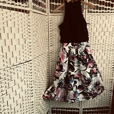M1 WAREHOUSE Satin Halterneck Dress £69