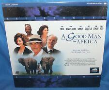 A Good Man In Africa Laserdisc 1993 MCA Universal Home Video Laser Disc