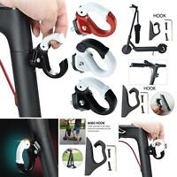KQ_ For Xiaomi Mijia M365 Electric Scooter Hanging Bag Claw Hanger Gadget Metal