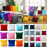 Fluffy Fur Plush Pillow Case Shaggy Home Sofa Decor Soft Cushion Cover Throw DIY