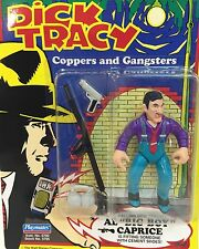 """Vintage~1990~Playmates~Di ck Tracy~Coppers and Gangsters~Al """"Big Boy"""" Caprice~Moc"""