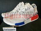 Adidas Originals NMD_R1 Runner PK Primeknit OG 9.5-11.5 White Vintage S79482