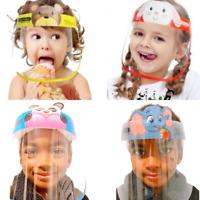 Child Visor Face Shield Protection Reusable Anti-fog Anti-Saliva | Mummy's World