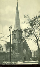 NORTH ADAMS,MASSACHUSETTS-CONGREGATIONAL CHURCH-B/W-#3862(MASS-N)