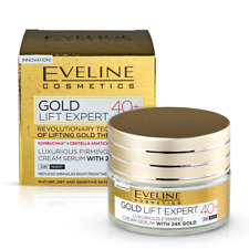 Creme Experte Lifting Serum Feuchtigkeitscreme - Golden Care, 40+, Eveline, 50 m