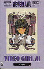 VIDEO GIRL AI (Nevreland) n°  7 - ed. Star Comics