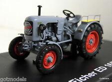 Schuco 1/43 Scale - 02725 Eicher ED 16/11 Grey diecast model Tractor