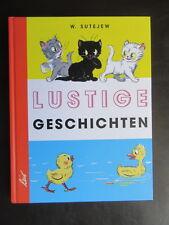 Lustige Geschichten- Sutejew-Tiergeschichen-DDR Kinderbuch...2