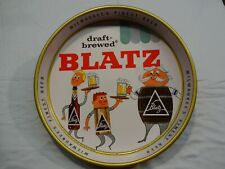 Vintage Blatz Beer Serving tray. New Never used