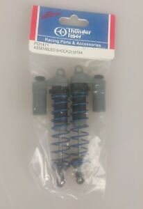 Thunder Tiger PD1471 Assembled Shocks (2) Shock Absorbers For MTA4
