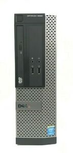 Dell OptiPlex 3020 SFF Core i3 4130 3.4Ghz 8GB RAM 180GB SSD - WIn 10 Pro