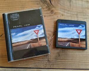 Pearl Jam ~ Yield (Sony Mini Disc) Rare Format 5099748936585