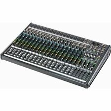 Mackie Powered Pro Audio Mixers