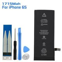 For Apple iPhone 6S Internal Battery 1715mAh Replacement With Adhesive & Tools