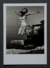 Philippe Halsman Limited Edition Photo 17x24cm Brigitte Bardot La Madrague 1955