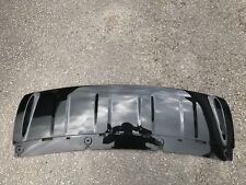Range Rover Sport L494 Front Bumper Towing Cover Black 2018 - On Genuine