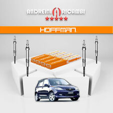 KIT 4 CANDELETTE MAZDA 2 1.4 CD 50KW 68CV 2007 -> GN047
