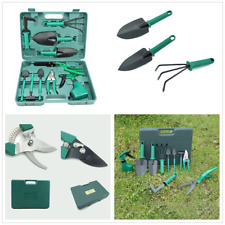 10pcs Gardening Plant Tool Set Kit Garden DIY Case Rake Shovel Spray Promotions
