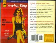 The Colorado Kid ~ Stephen King ~ 1st Edition 1st  Printing HCC # 13 ~ #5584