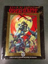 Demon Hunter World of Darkness White Wolf 2227