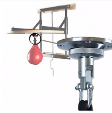 Punching Pear Speed Ball Swivel Bracket Boxing Hardware Hanger Accessory Metal