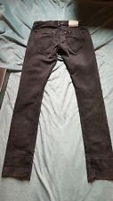 LEE 'Lynn Narrow Rope' Ladies Skinny Jeans Size: W 27 L 32 VERY GOOD Condition