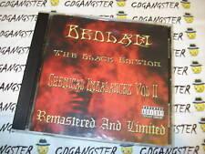 (NEW) CD BEDLAM CHEMICAL IMBALANCEZ 2 BLACK ED.RARE/icp