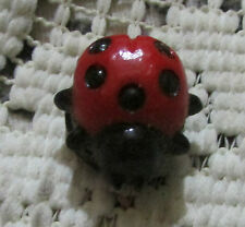 Red lady bug magnet