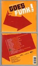 "GOES FUNK ""RCA Victor Gold Series"" (CD Digipack) 2002 NEUF"