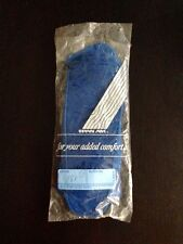Pair of Vintage PAN AM TRAVEL BLUE SOCKS - Excellent Condition and rare