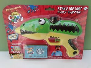 Ryans world - Ryan's Instant Slimy Blaster