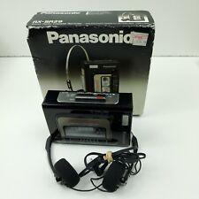 Vintage Panasonic RX-SR29 Stereo Radio Cassette Recorder CIB