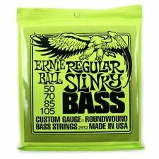 Ernie Ball 2832 Regular Slinky Bass Guitar Strings 50-105